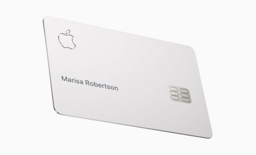 Apple Warns Against Keeping The Apple Card In Leather