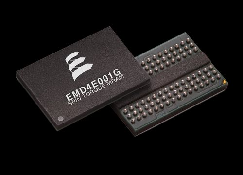 Everspin Begins Production of 1Gb STT-MRAM