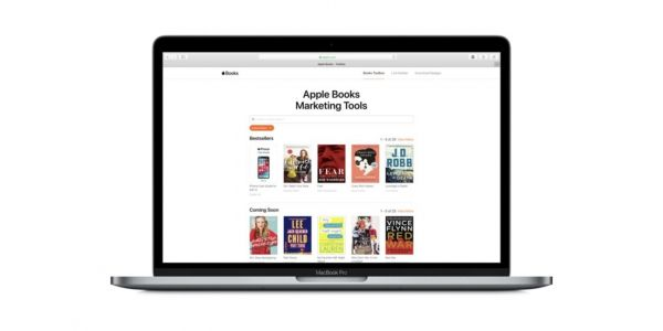 Apple launches new Apple Books Marketing Toolbox with playable audiobooks widget, more