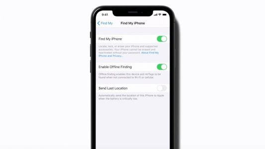 Apple references unreleased AirTag item trackers in new support video
