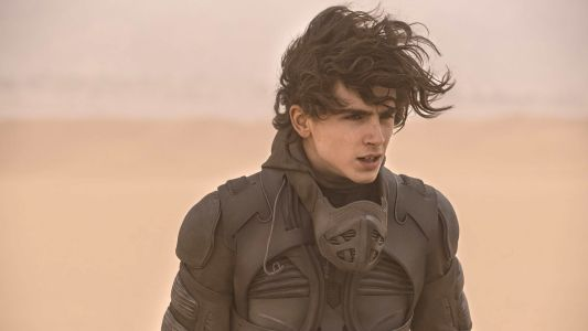 Dune on HBO Max gets a slightly earlier release date