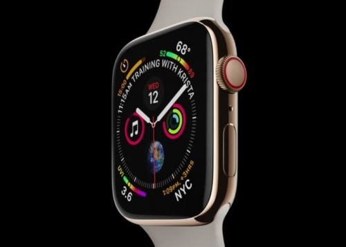 New Apple Watch 4 Unveiled From $399