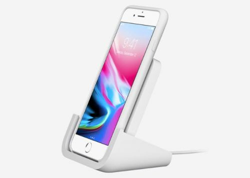 New Logitech Wireless iPhone Charger Stand $80