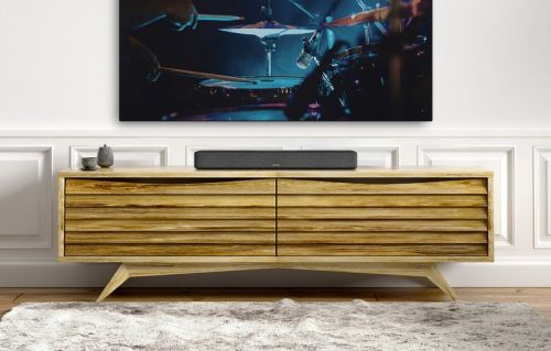 Denon announces the Home Sound Bar 550 with AirPlay 2 support