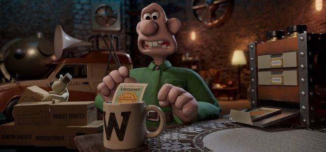 New Wallace & Gromit Game Amps Up Job Simulations with AR Interactivity