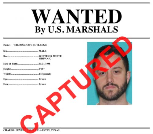 Cody Wilson arrives back in the States, enters US Marshals custody