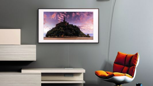 Samsung's The Frame TV is getting a QLED performance upgrade