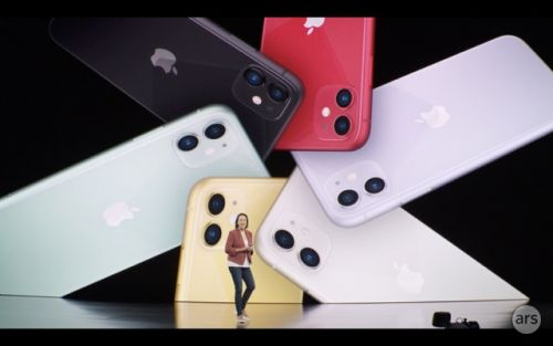 Apple introduces the new iPhone 11-and it's all about the cameras