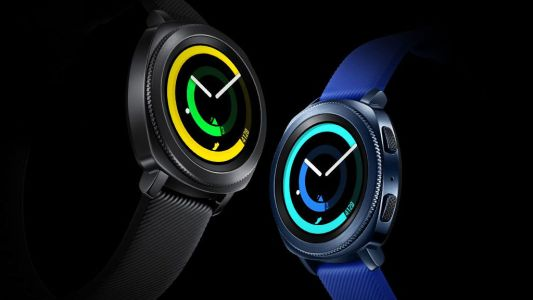 Have we just clocked the Samsung Galaxy Watch on a wrist moments before launch?