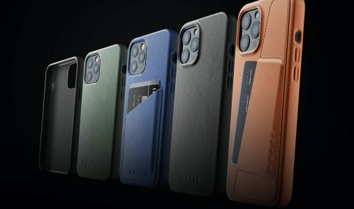 Mujjo Debuts New Range of Leather Cases for iPhone 12 Series