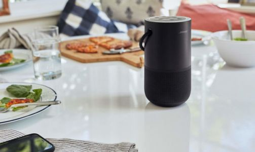 Bose Portable Home Speaker Has Built-In Voice Control & More