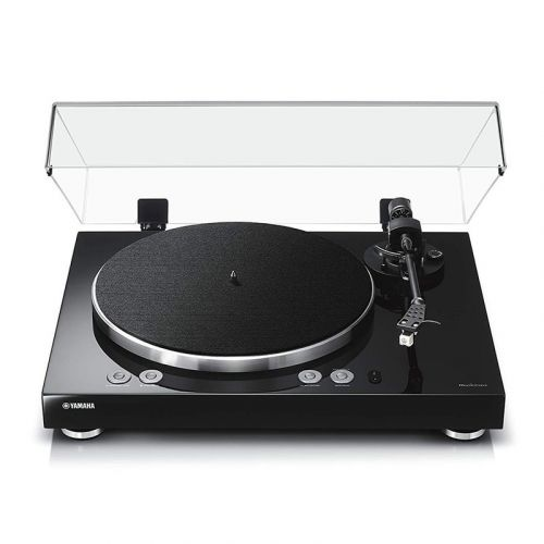 Listen to records wirelessly with Yamaha's MusicCast VINYL 500 turntable