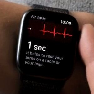 Apple Watch Series 4 is the first FDA-cleared retail ECG device, bless its heart