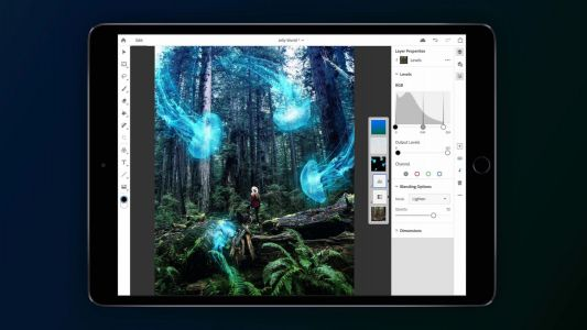 Adobe announces full Photoshop CC for iPad shipping 2019, syncs with desktop