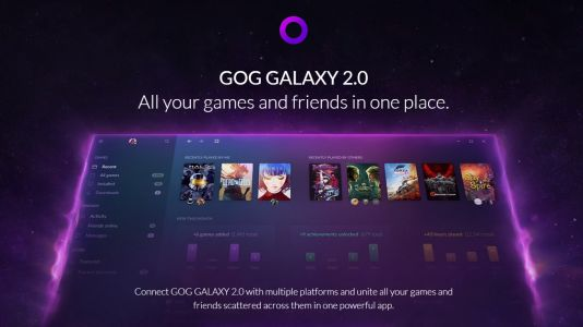 GOG Galaxy 2.0 is an all-in-one hub that brings together PC and console gamers