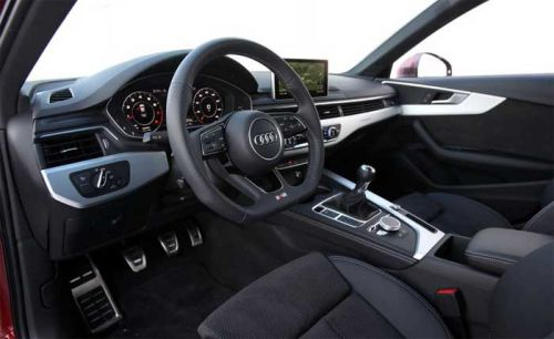 Audi Bails on Manual Transmissions in US