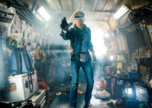 Ready Player One Movie See The Future Trailer