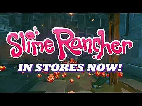 Slime Rancher Now Available on PS4, Xbox One