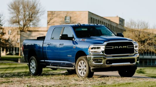 This RAM truck is a sign of things to come