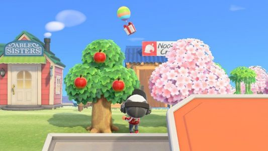 Second Animal Crossing update in two days fixes the balloon glitch