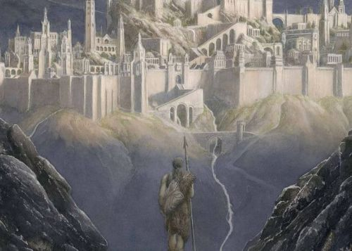 The Fall of Gondolin J.R.R. Tolkien Final Book Now Available
