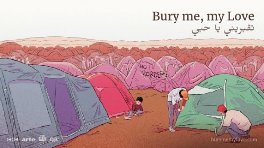 Bury me, my Love's tale about Syrian refugees launches October 26 on iOS and Android