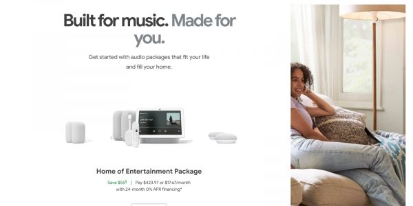 Google Store now sells discounted Nest hardware 'packages'