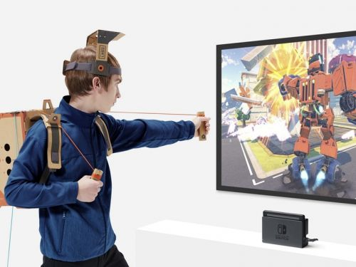 How to pre-order a Nintendo Labo kit