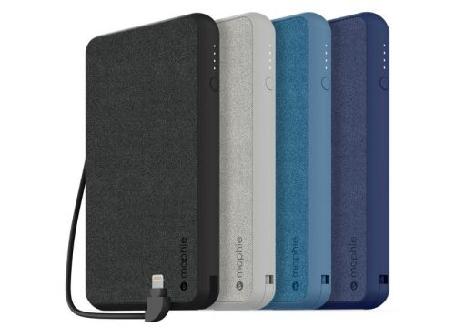Mophie Announces New Apple-Exclusive Powerstation Portable Chargers With Lightning Ports