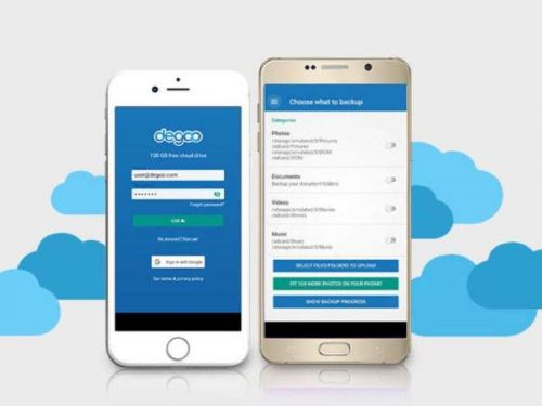 Price Drop: Degoo Premium Lifetime 2TB Backup Plan