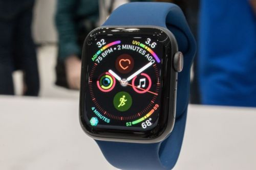 Apple Announces The Apple Watch 4: Fully Custom SiP