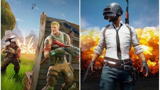 Fortnite is raking in money while PUBG racks up downloads
