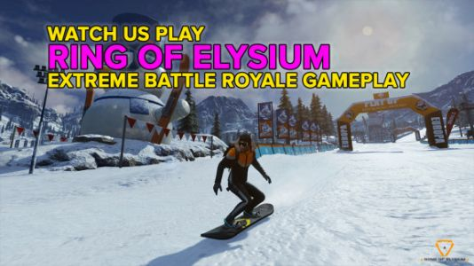 Ring of Elysium is more interesting than Call of Duty's battle royale