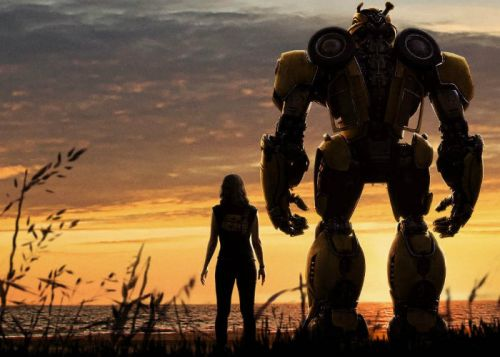 Bumblebee movie teaser premiers December 21st 2019