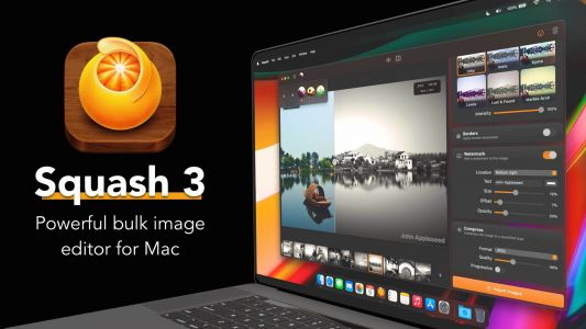 Realmac Software Releases Squash 3 Batch Image Editor for macOS