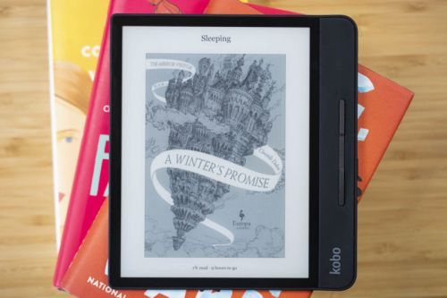 Kobo Forma review: A formidable opponent for Amazon's Kindle Oasis