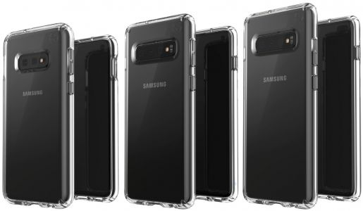 Leaked Image Shows Three Models in Samsung Galaxy S10 Line-up