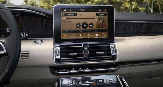 Lincoln To Integrate Tidal Music Streaming In Its New Vehicles