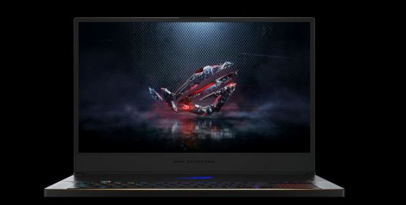 CES 2019: ASUS reveals the updated ROG Zephyrus GX701