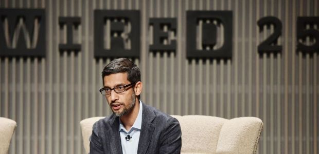 Google CEO Sundar Pichai Finally Speaks Up About Project Dragonfly