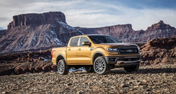 Ford shows new Ranger truck, a spicy SUV, and a McQueen Mustang in Detroit