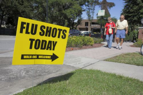 Last year's flu was brutal-killing 80,000-but vaccine did better than expected