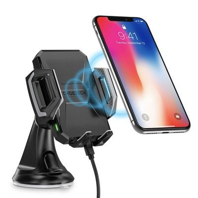 Grab a Choetech wireless charger for your car or nightstand on sale today