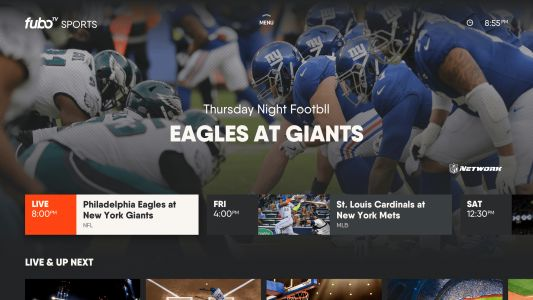 Watch The NFL For Free This Weekend, With This FuboTV Free Trial