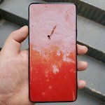 This extremely bezel-less prototype could resemble the Galaxy S10
