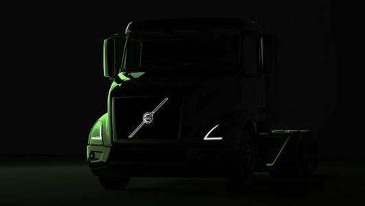 Volvo will demo an all-electric semi in 2019, put it into production in 2020