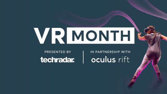 Welcome to TechRadar's VR Month
