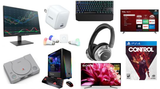Dealmaster: Mechanical keyboards, gaming PCs, and more in today's best deals