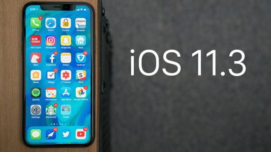 Apple Releases iOS 11.3 With Battery Health Tool, ARKit 1.5, Business Chat, New Animoji, and More