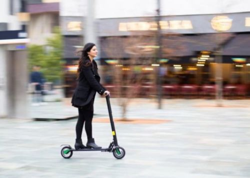 Archos Citee Connect Android Electric Scooters Unveiled